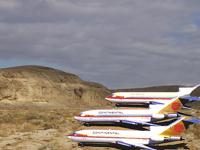 aircraft boneyard israel