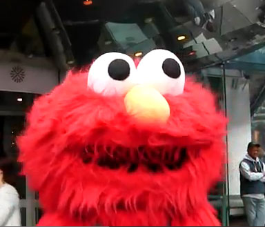 antisemitic elmo