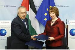 eu makes aid deal with pa