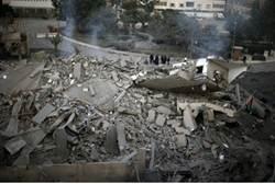 haniyeh rubble hamas hq