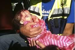 injured baby kiryat malachi