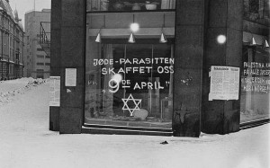 norway antisemitism