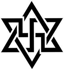 raelian symbol swastika day