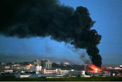 gaza terrorists missile strike