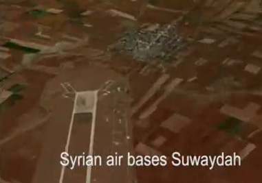 syrian air base