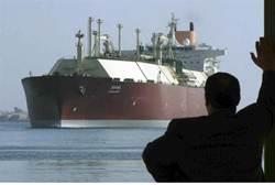 suez tanker