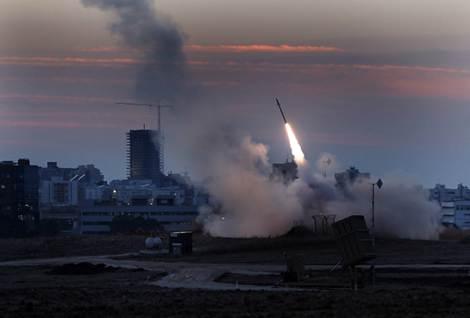tel aviv missile