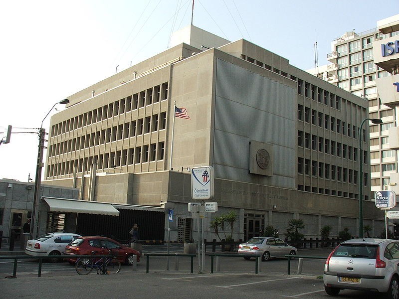 u.s. embassy israel to remain in tel aviv, not jerusalem