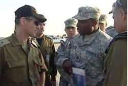 us israel drill