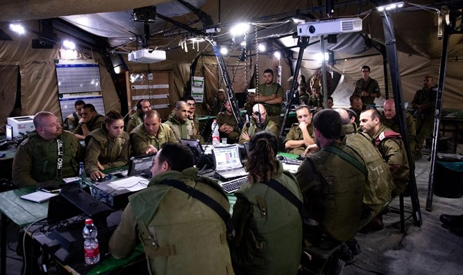 This is how the IDF prepares for war