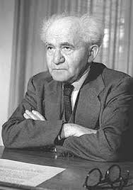 ben gurion on the jews
