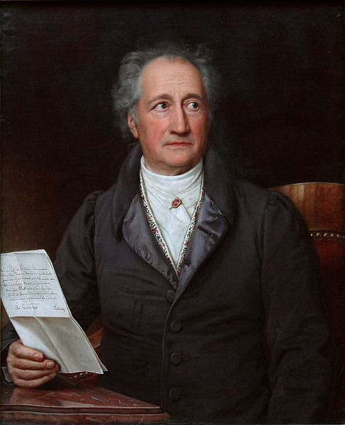 van goethe on the jews