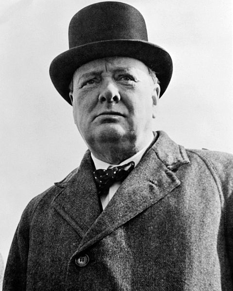 winston churchill on the jews