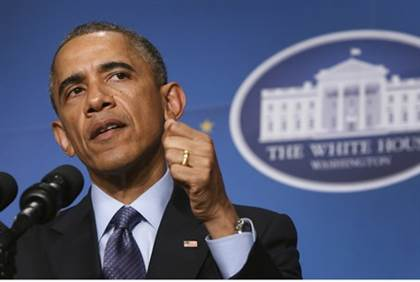 obama condemns charlie hebdo attack