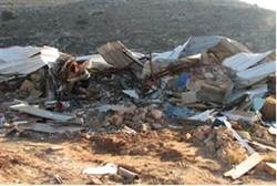 idf demolish israeli homes