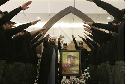hezbollah golan syria