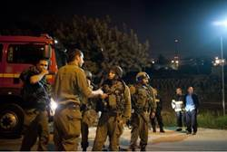 hamas arrested 10 people, judea samaria