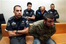 arabs who tried to lynch soldier get 15 months in jail israel