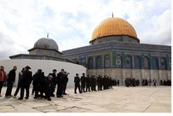 temple mount mosque