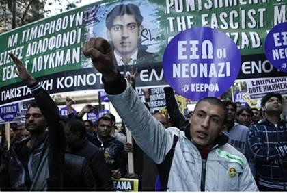 neo nazis greece
