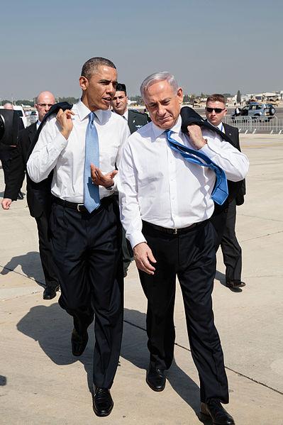 Obama/Bibi