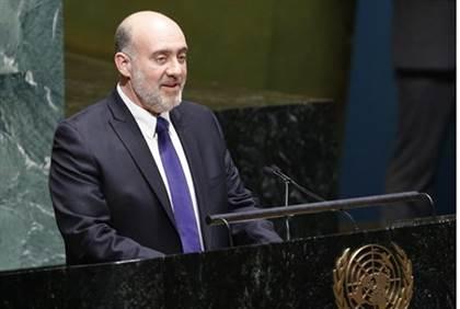 Israel Ambassador to UN Ron Prossor
