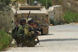 idf under fire from lebanon