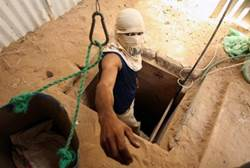 hamas boasts of more tunnel digging