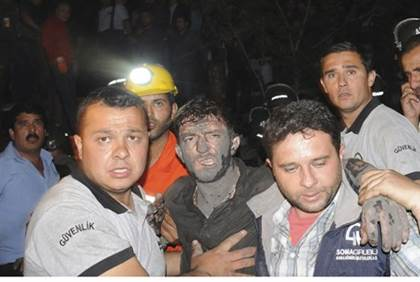 mine collapses in turkey, kills 245, israel offers to send assistance