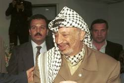 yasser arafat was poisoned by who