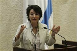 arab israeli politician says she allows jews to stay in her homeland
