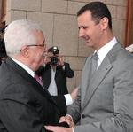 assad signs deal with abbas secretly
