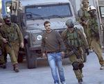 search in hebron for terrorists