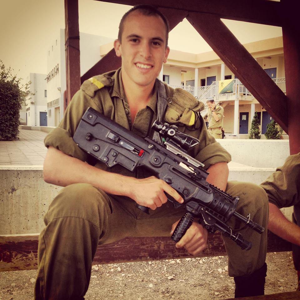 max steinberg israel lone soldier