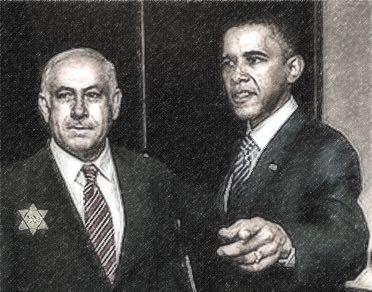 obama netanyahu, iran