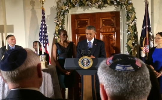 obama says he is jewish in his soul
