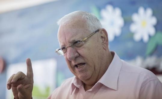 israel must export self criticism