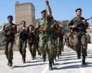 palestinian police prepare for statehood