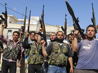 is israel paying syrian rebels for info?