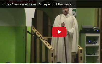 italian cleric expelled for inciting antisemitism