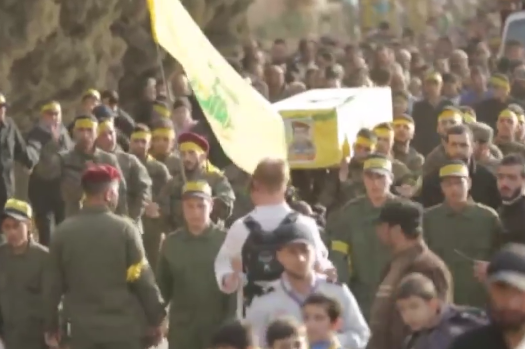 hezbollah figthers