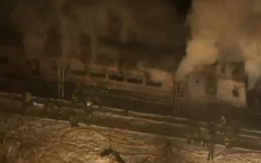 valhala train wreck