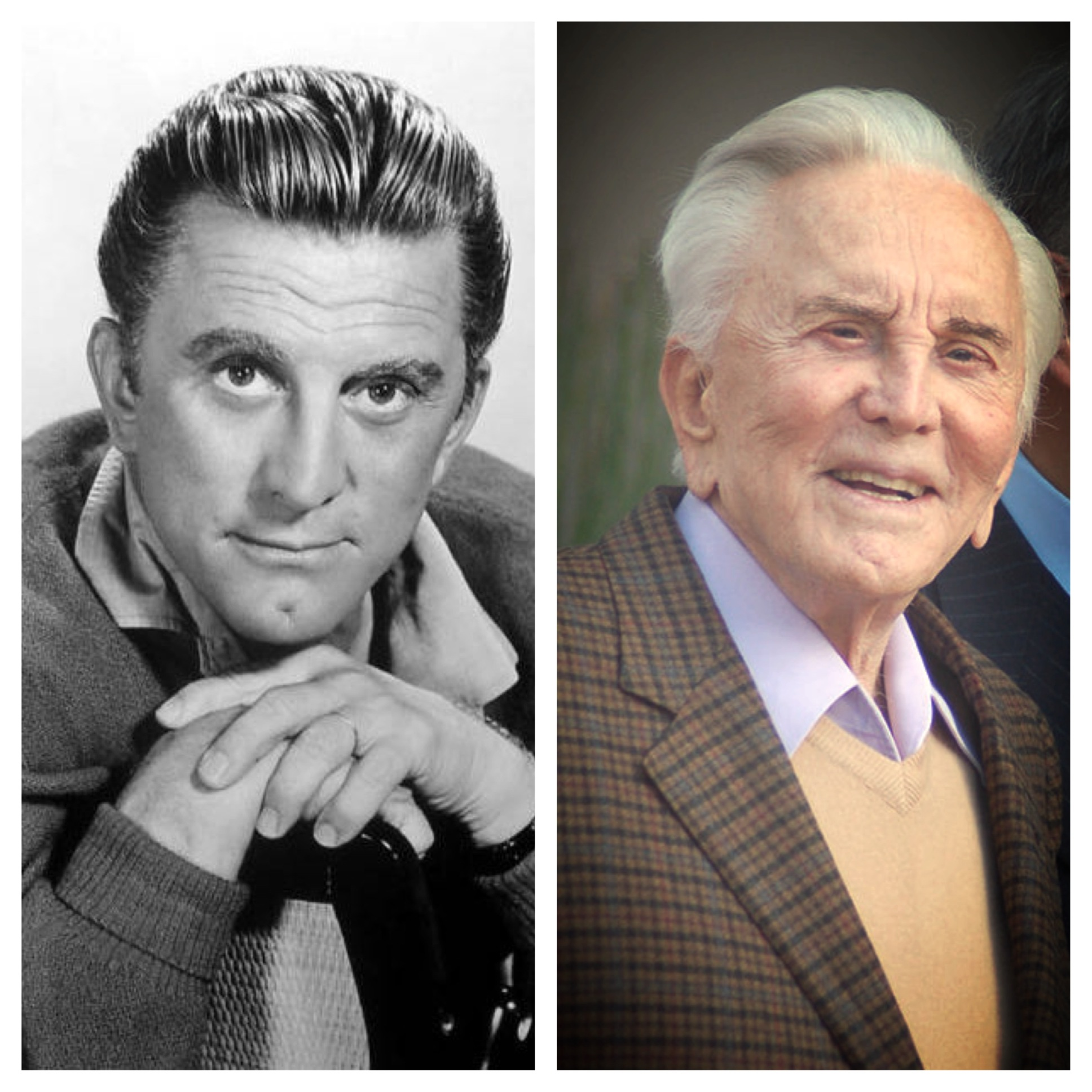 6a23ffb07356d Kirk Douglas on Judaism and Finding His Way Back
