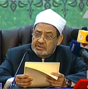egyptian cleric: global zionism behind islamic terror