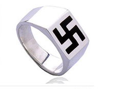 sears removes swastika ring