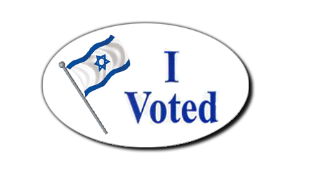 voting for zionism
