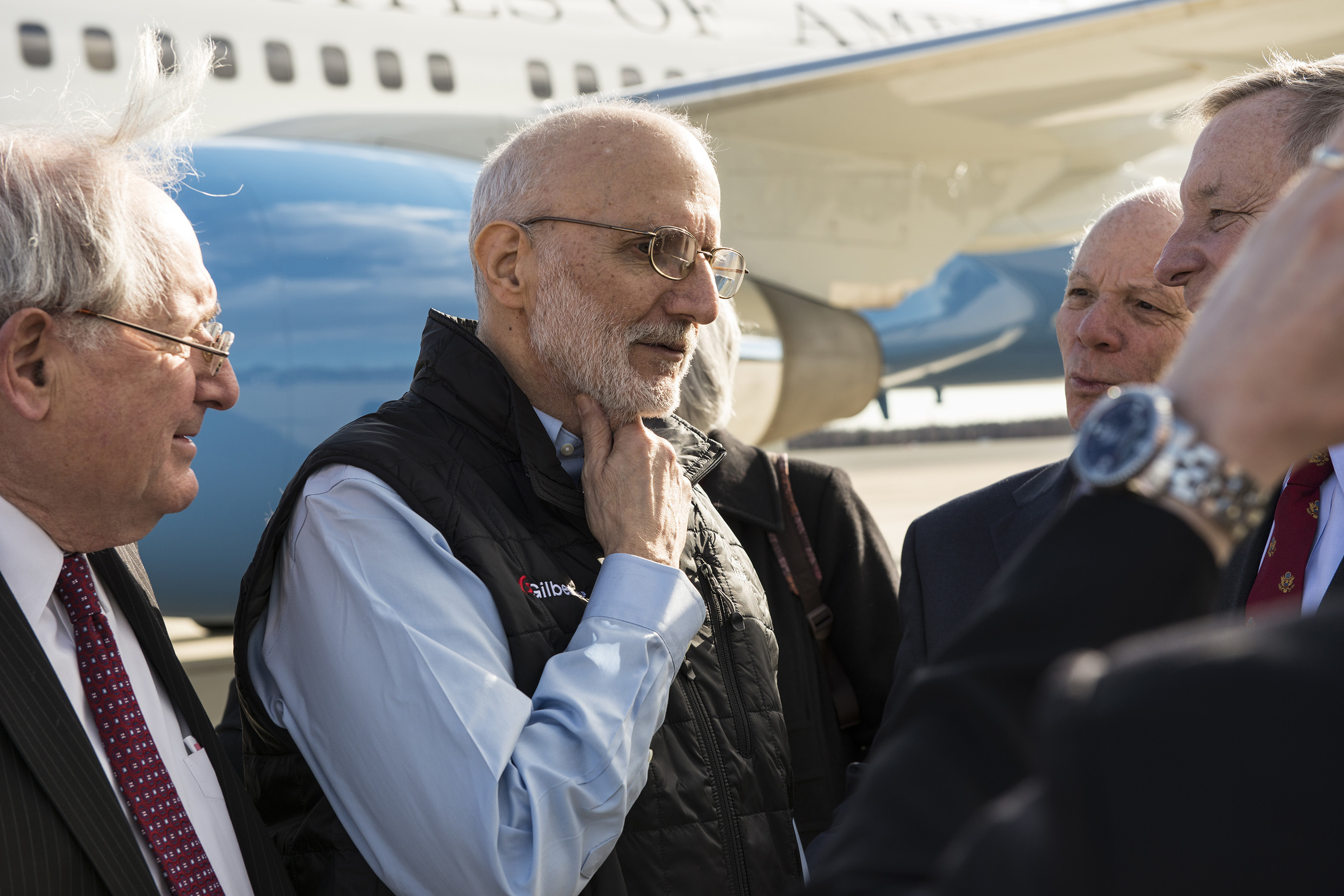 alan gross says goodbye