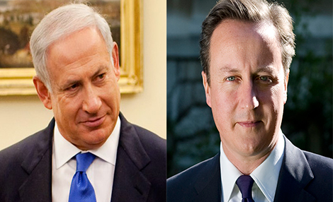 netanyahu's words to cameron after brexit vote eu