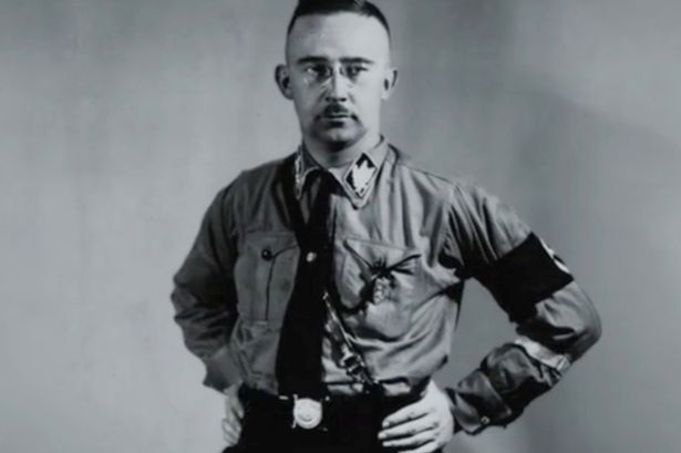 himmler and hitler