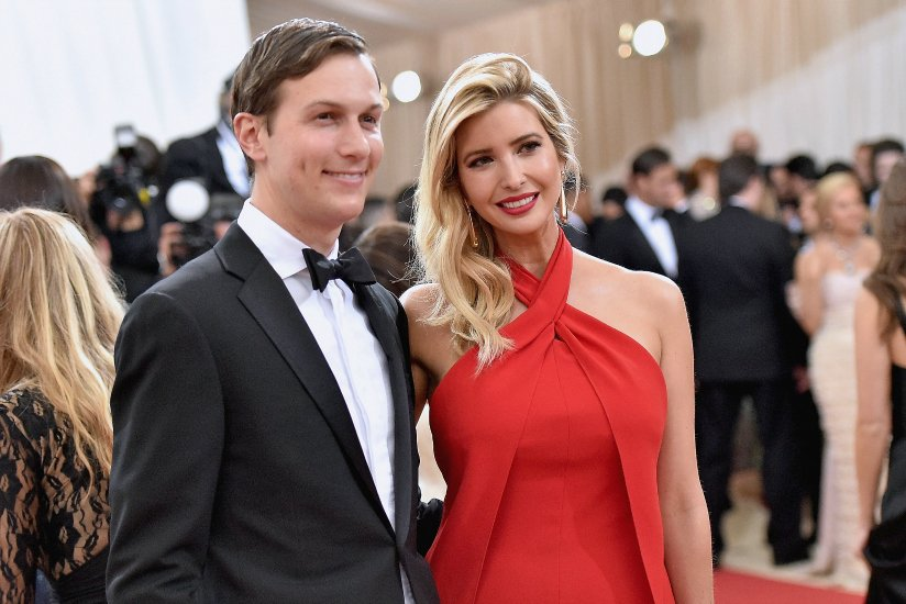 52d065ccccd Jared Kushner s Grandmother on Being a Refugee   The Doors of the World  Were Closed to Us